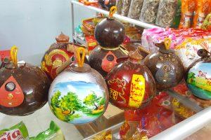 Các loại rượu dừa Bến Tre Đại Việt