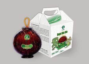 Rượu dừa Dứa – rượu dừa Bến Tre thượng hạng